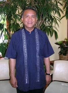 Bishop Wenceslao Padilla, CICM, bishop of the Apostolic Prefecture of Mongolia.
